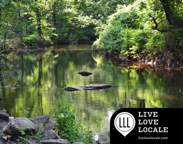 Live Love Locale presents Ridley Creek State Park Ridley Creek State Park Trail Entrance (Off of Barren Rd.) in Media PA, Delaware...