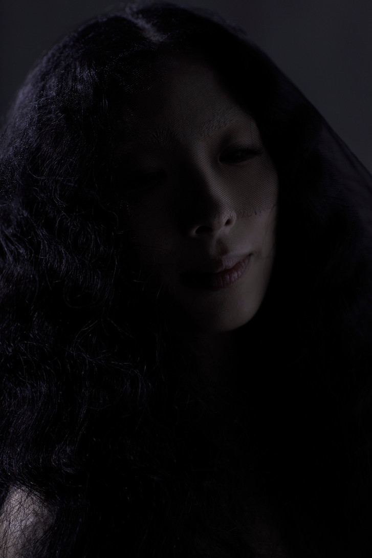 Hana Sakai ©︎Alexandre Magazine