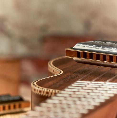 Harmonica Blues - blues diatonic harp fo