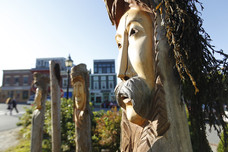 Tree Sculptures
