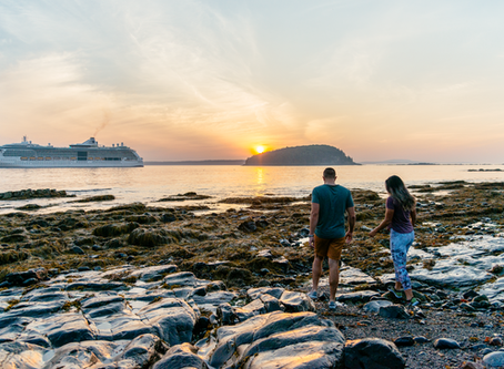 Study Finds Cruise Ships Promote Return Visits to Maine