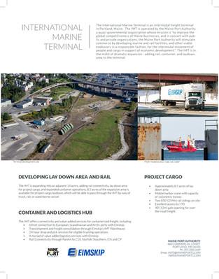 Terminal Development - Elevating Logistical Capacity