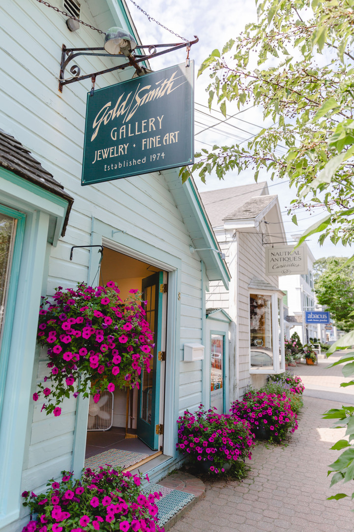 Downtown Boothbay Harbor