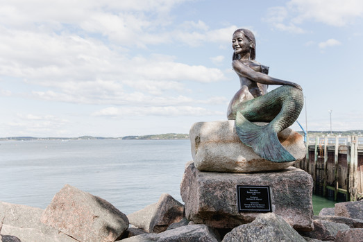 Nerida: The Eastport Mermaid