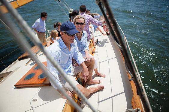 Two-hour Windjammer sailing on Schooner