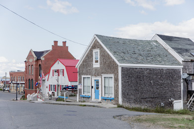 Downtown Eastport