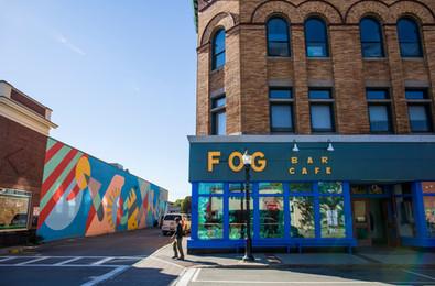 Fog Bar and Cafe