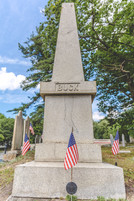 Jonathan Buck Monument