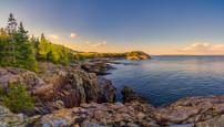Schooner Head, Acadia National Park
