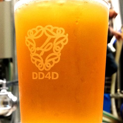 DD4D BREWINGオリジナルグラス(タンブラー型)