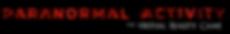 Paranormal Activity Virtual Reality Game