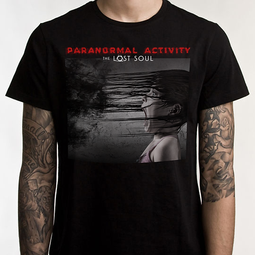 Limited Edition | 'Paranormal Activity: The Lost Soul' Unisex Tee