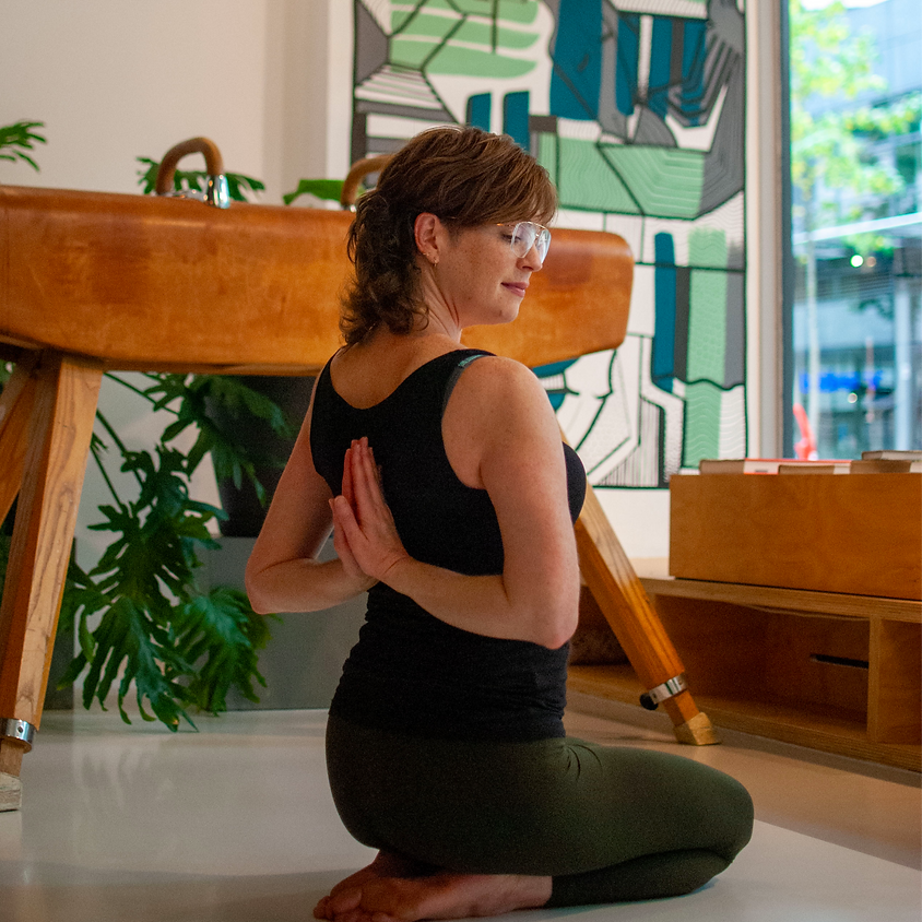 Flow to Release Neck, Shoulders and Jaw