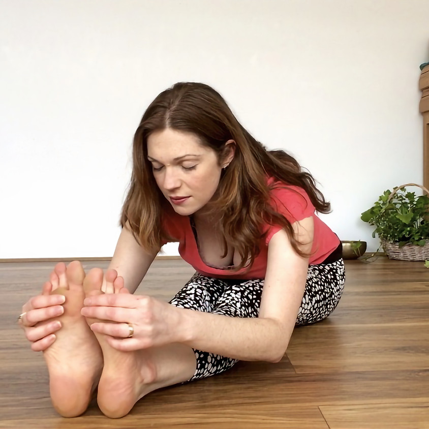 Yoga for Stress Relief & Fatigue Support