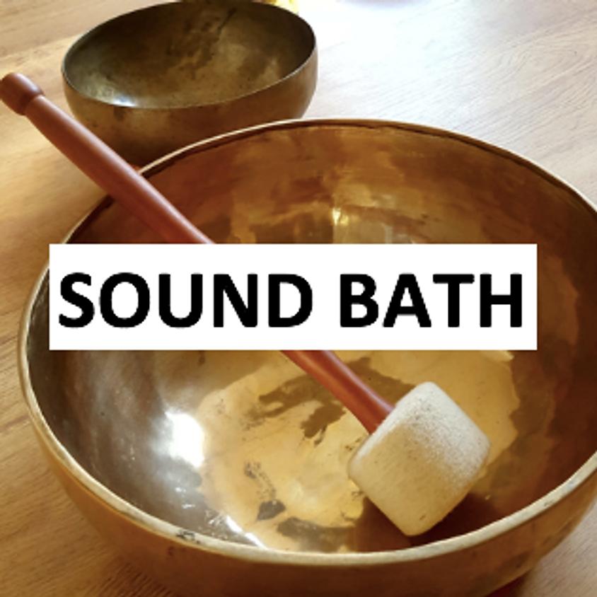 Sound Bath @ Yoga Vidya Rotterdam