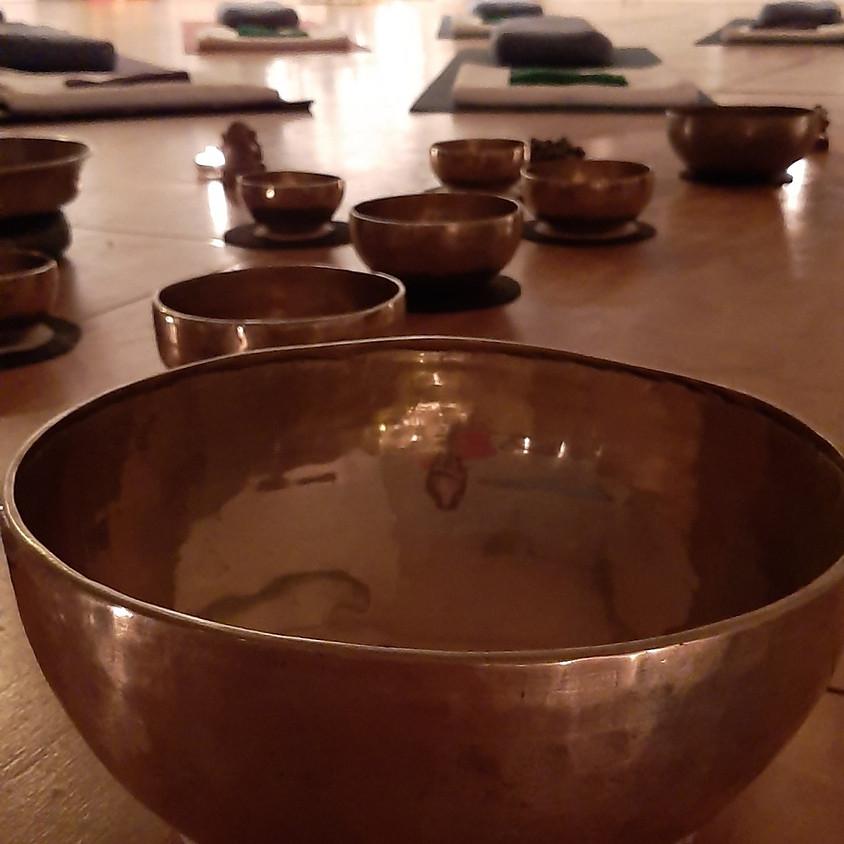 Yoga Nidra Sound Bath