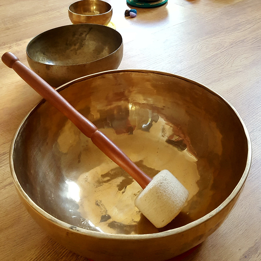 Candlelit Singing Bowl Sound Bath