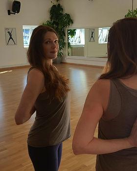 Liz Allan Yoga Aberystwyth
