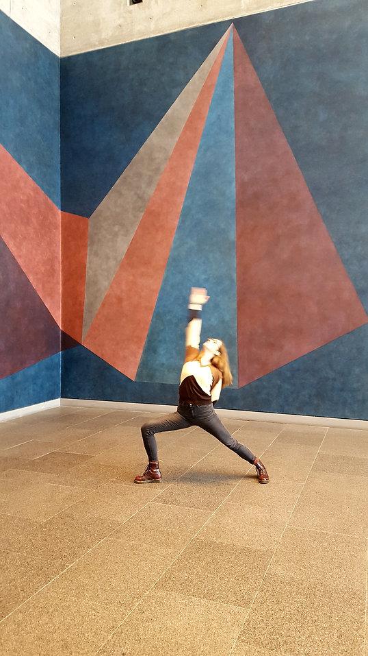 Liz Allan Yoga Netherlands London