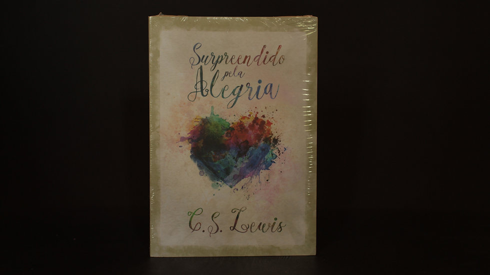 Surpreendido pela Alegria, C. S. Lewis