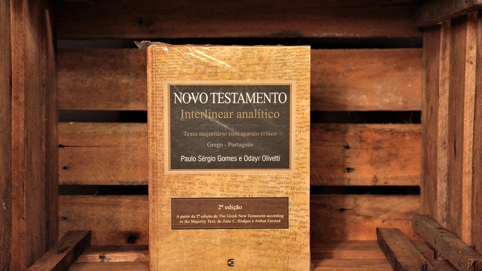 Novo Testamento - Interlinear Analítico, Paulo Sérgio Gomes e Odayr Olivetti