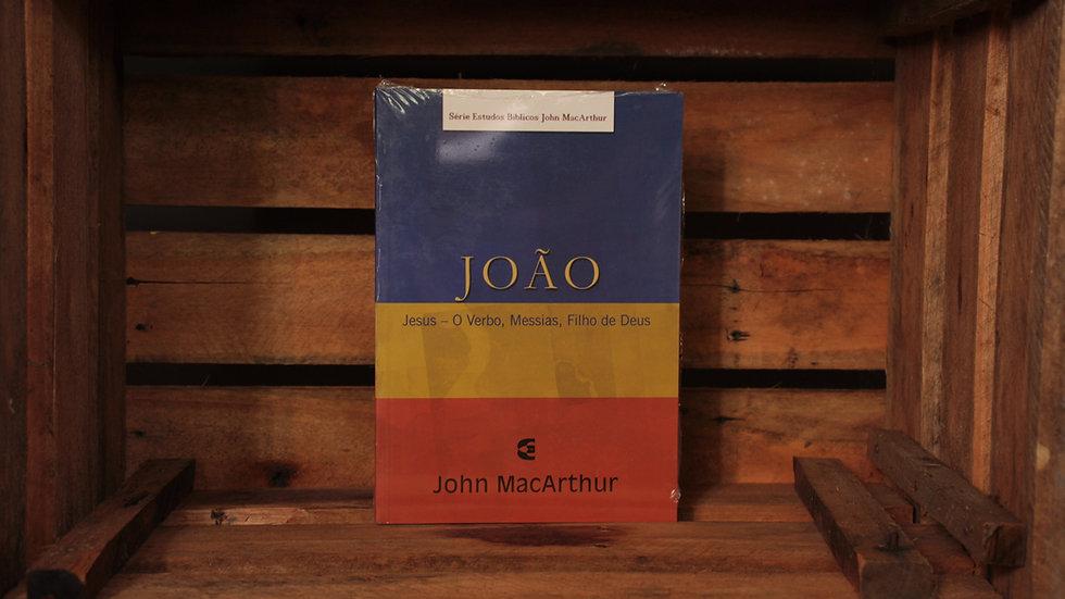 João, John MacArthur