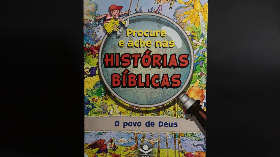 Procure e ache nas histórias bíblicas - O povo de Deus