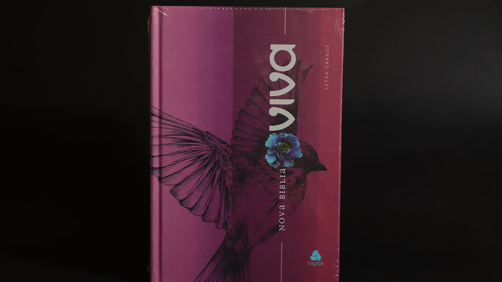 Bíblia Nova Viva - Liberdade