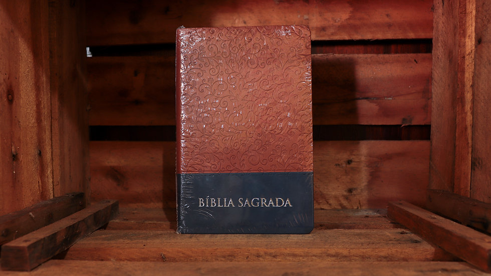 Bíblia Sagrada Florida - Material Sintético