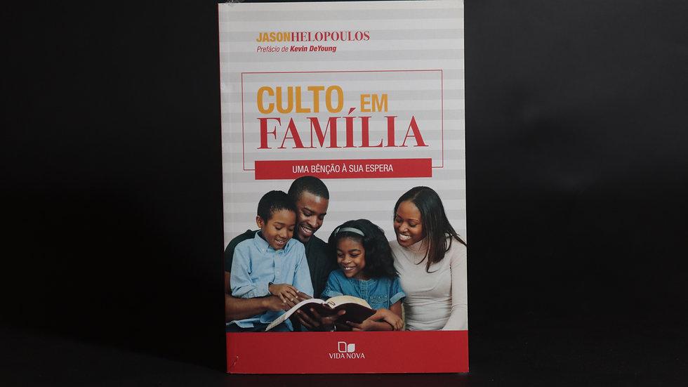 Culto em família, Jason Helopoulos