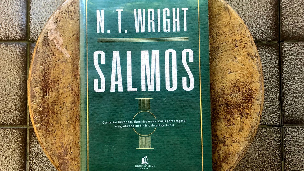 Salmos, N. T. Wright