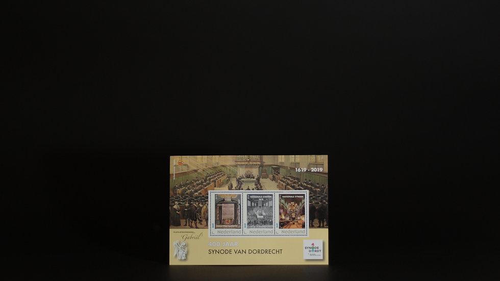 Selos comemorativos - Dordt400