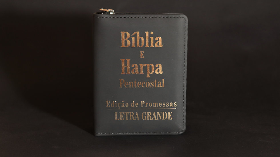 Bíblia e Harpa Pentecostal