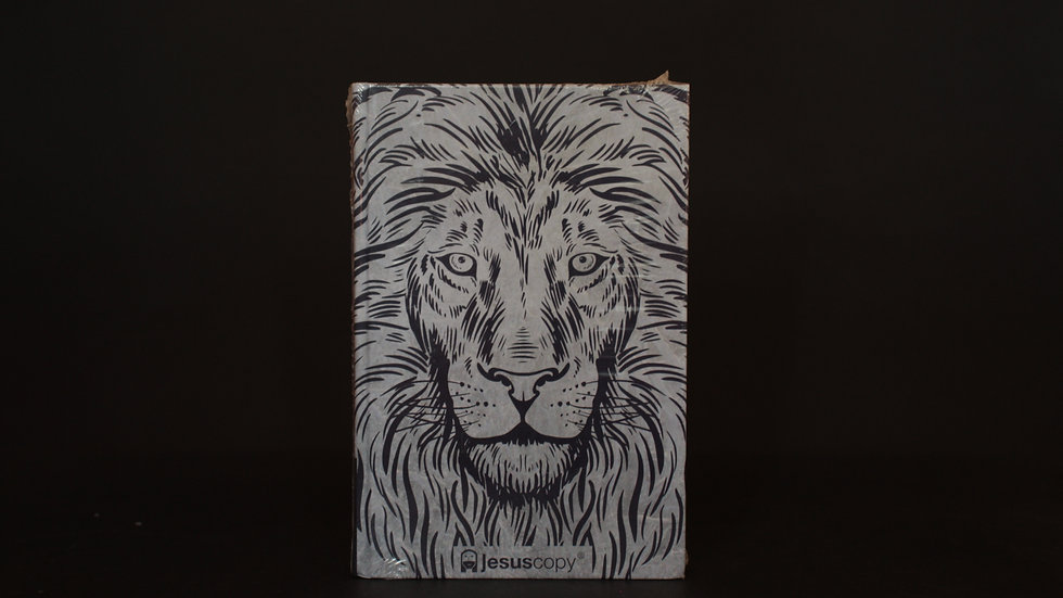 Bíblia Sagrada Leão - Jesus Copy