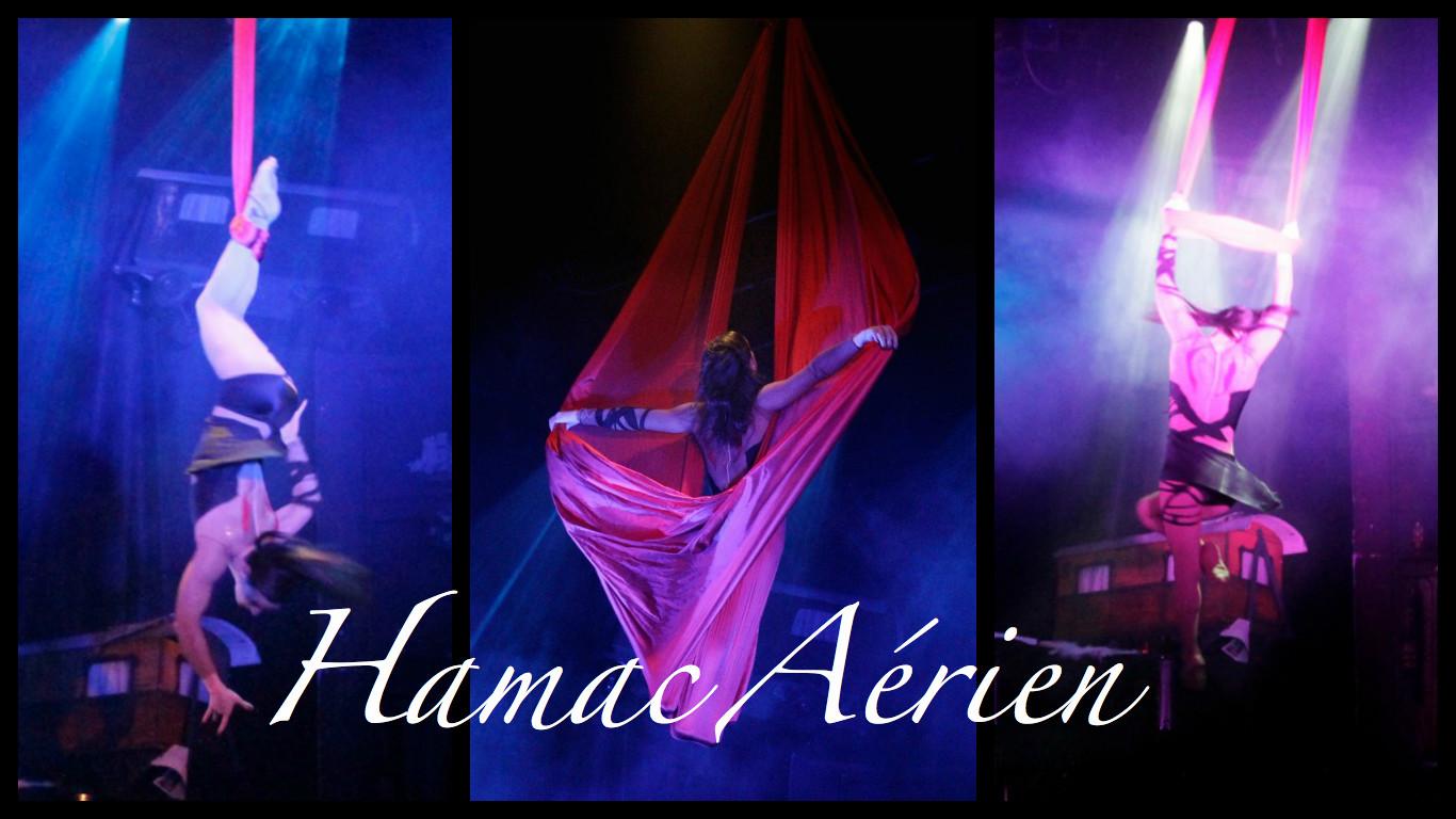 Hamac Aérien