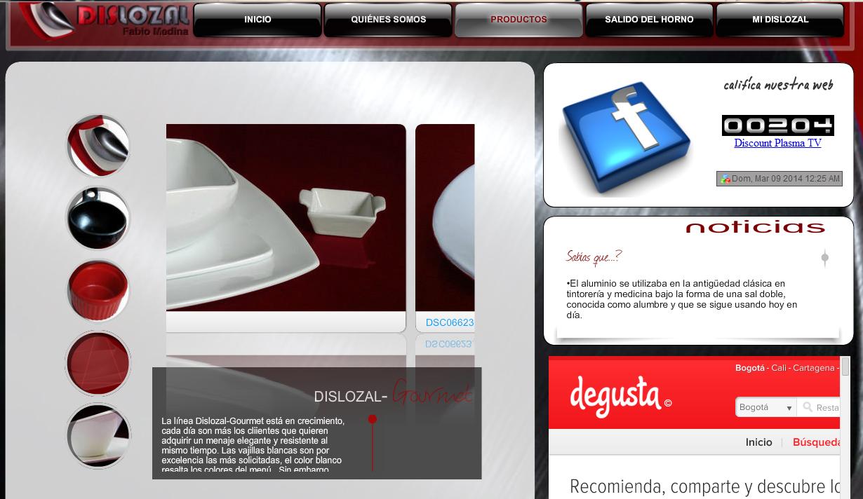 dislozal web