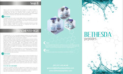 BESTHESDA PEPTIDES BROCHURE outside
