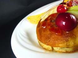 EXOTIC FRUIT PANCAKE AND OMELETTE