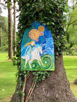 Tír na nÓg fairy door