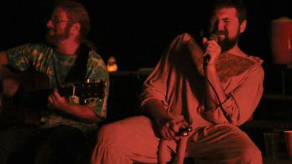 Impromtu Campfire Sing-a-long