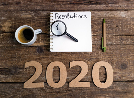 2020: The Year of Perfect Vision