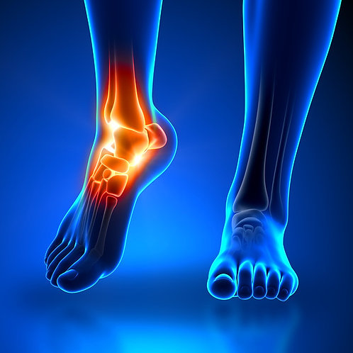 Foot Pain Relief Coming Soon