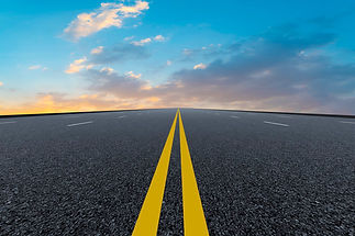 empty-asphalt-road-natural-landscape-set