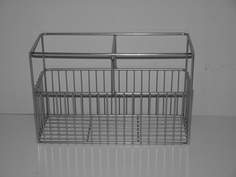 Stainless Steel Blood Bank basket