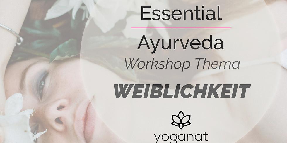 Ayurverda Workshop - Weiblichkeit