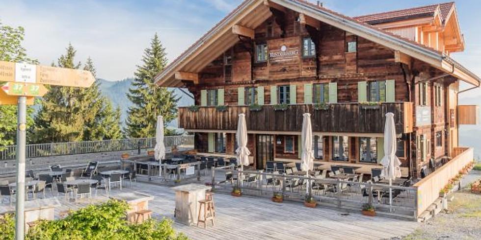 Yoga- und Wander-Retreat im Berner Oberland