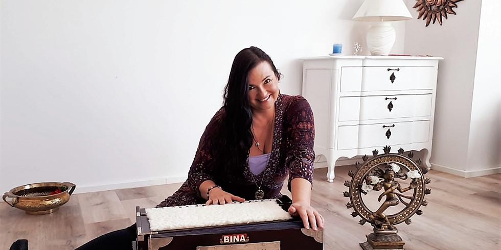 Sing dich frei - Mantrasingen mit Sabine Wolters