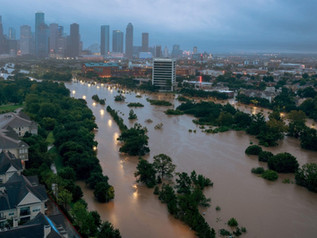 How can Hurricane Harvey impact Lyme patients?