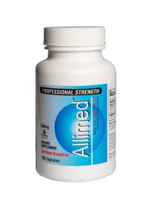 Allimed(450 mg) capsules 100 count