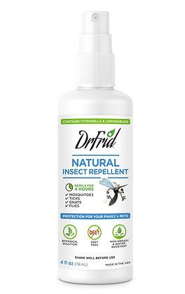DrFrid All Natural Repellent - SPRAY